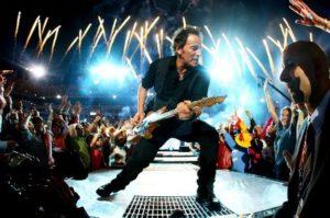 IL CONCERTO ALLO STADIO, Bruce Springsteen – Pensieri del musicista