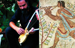 La Musica Etrusca e l'antichità tra ricerca e sperimentazione in un progetto di archeologia sonora nel percorso di un musicista e produttore toscano