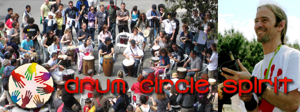 Due chiacchiere con Harshil Filippo Chiostri facilitatore di DRUM CIRCLE