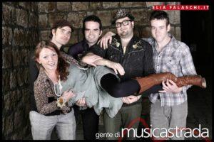 Gente di Musicastrada - Elia Falaschi