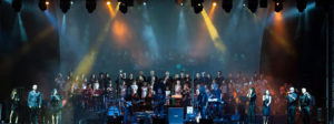 Di fronte al muro, sotto il lato oscuro della luna – Io c'ero: Pink Floyd The Wall Live Orchestra alla Cittadella del Carnevale di Viareggio