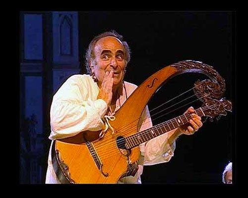 Il Menestrello che vien dalla Toscana La Parola ai Musicisti intervista a Riccardo Marasco