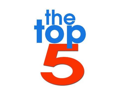 La Top Five Più Bagnata Le Migliori 5 sulla Pioggia Scelte dai Nostri Redattori