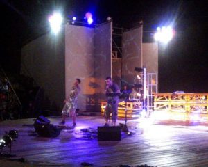 L'energia del Dub Io c'ero il concerto di Dub Fx all'Anfiteatro Romano di Fiesole