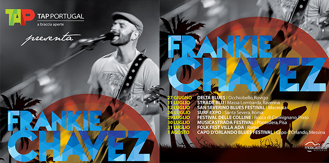 news_frankie_chavez_tap_tour_tournee_italy_italia_summer_estate_2015