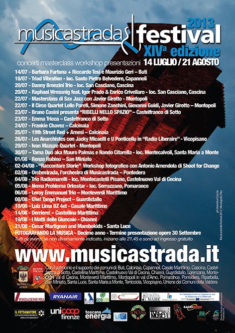 Musicastrda Festival Edizione edizione 2013