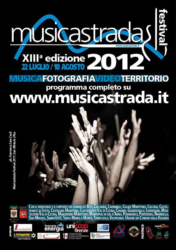 Musicastrda Festival Edizione edizione 2012