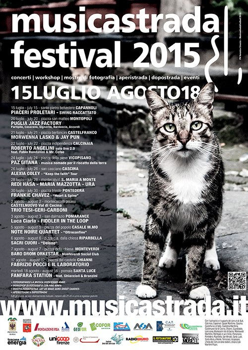 Musicastrda Festival Edizione edizione 2015