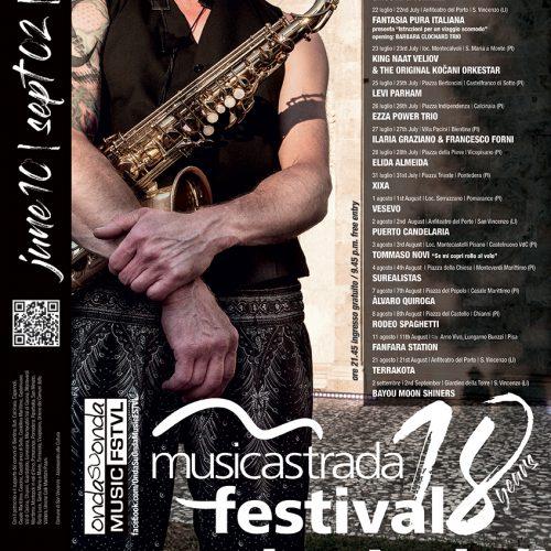 Musicastrda Festival Edizione Edizione 2017
