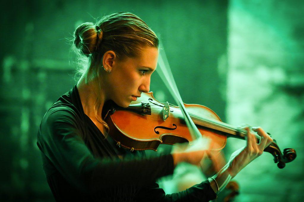 Primo premio | Parducci Filippo | Il Violino verde