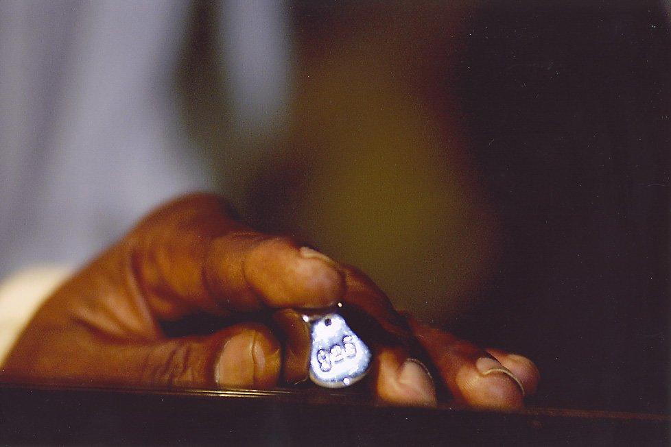 """25 grammi"" | Foto Ammessa | Autore: Michele Bindi"