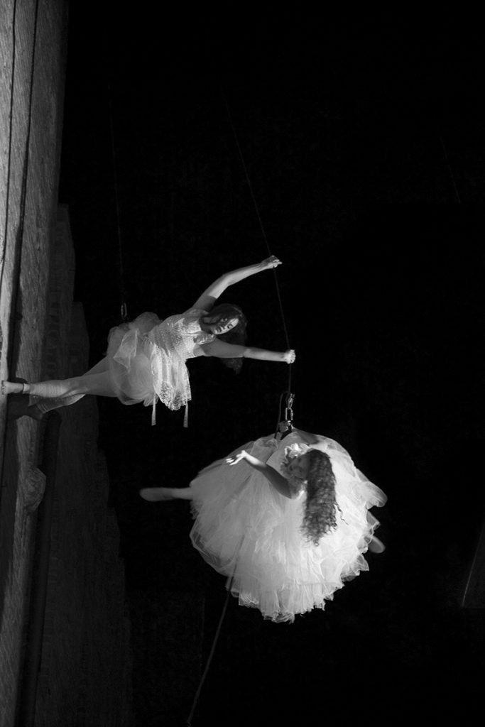 Daniela Pucci   Le Ballerine volanti