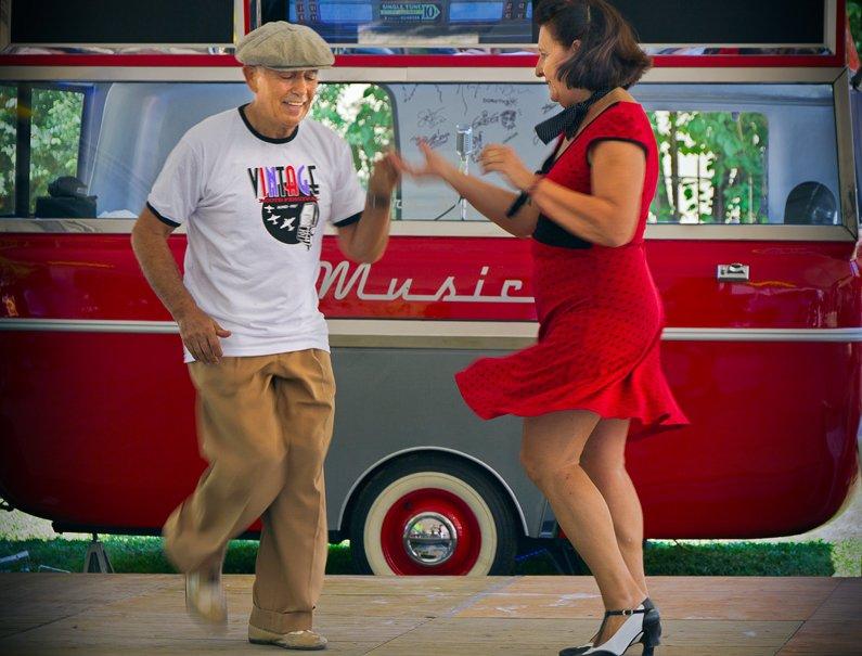 "MISURI MARCO | ""DANCING VINTAGE"""