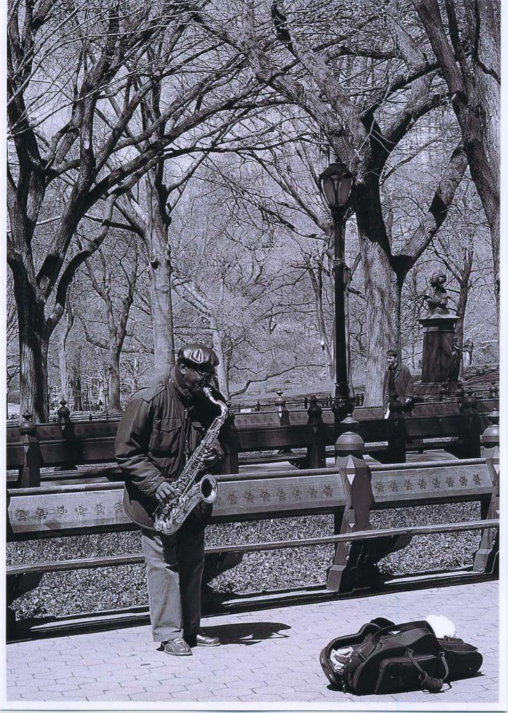 """Jazz live a Central Park"" | Sezione Ammesse | Autore: Fabio Fagiolini"