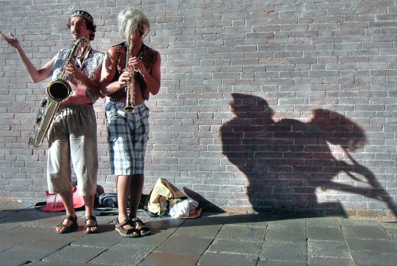 """Buskers festival Ferrara"" | Foto segnalata"