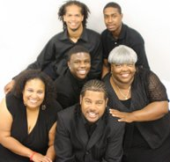 "Earl Bynum & As We Are feat. Cora ""Sister"" Armstrong"