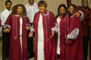 The Anthony Morgans Inspirational Choir of Harlem