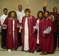 The Anthony Morgan's Inspirational Choir of Harlem