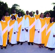 The Voices of Deliverance Gospel Choir