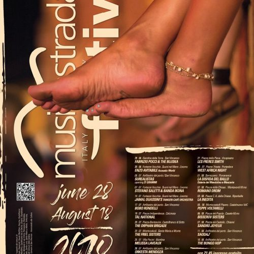 Musicastrda Festival Edizione Edizione 2018