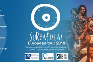Cover_SuRealistas_SIllumina2018_Siae_musicastrada