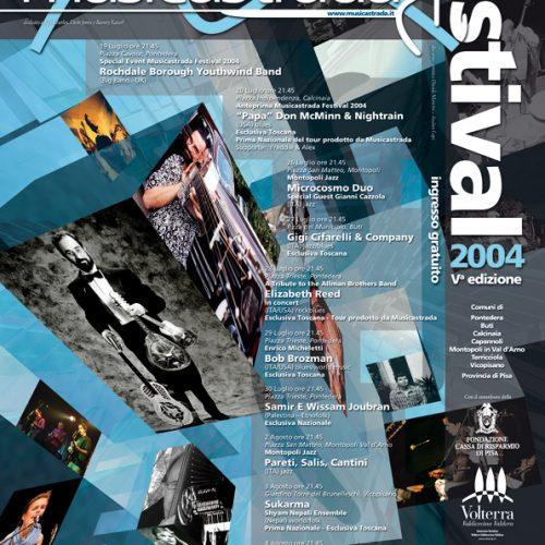 Musicastrda Festival Edizione edizione 2004