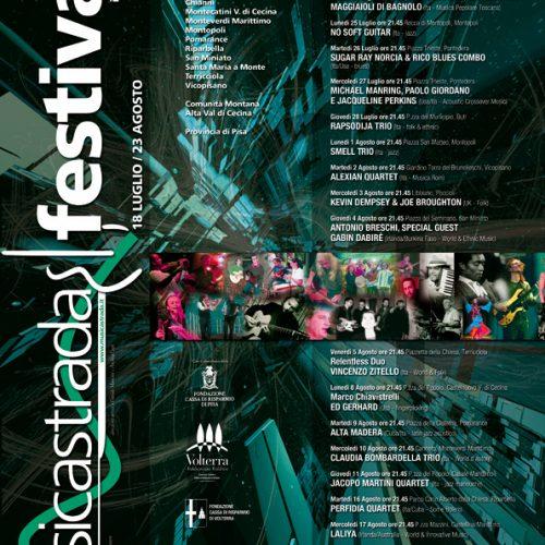 Musicastrda Festival Edizione edition 2005