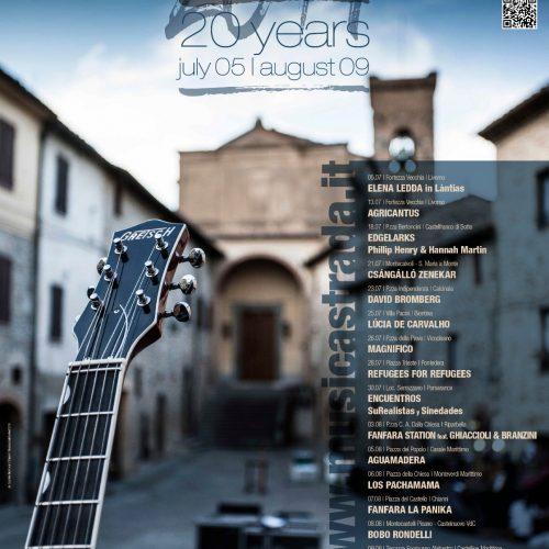 Musicastrda Festival Edizione Edizione 2019