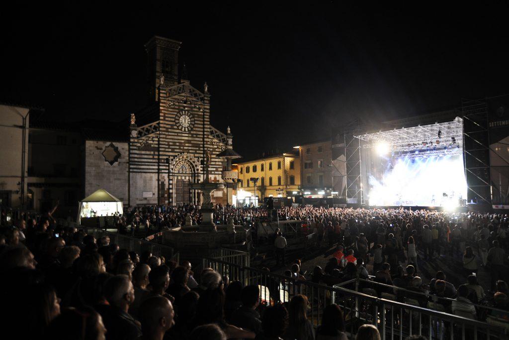 La quinta sinfonia di Prato è Spettacolo! Io ci sarò In Piazza Duomo il meglio della scena musicale italiana e internazionale