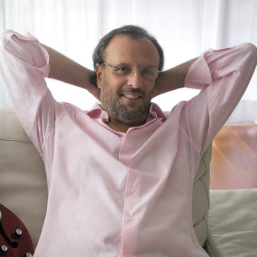 Ivano Fossati, il cavaliere di specchi