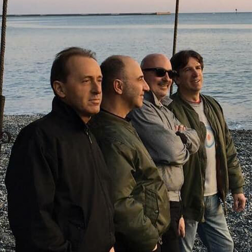 The FIVE FACES Meali Italian Graffiti
